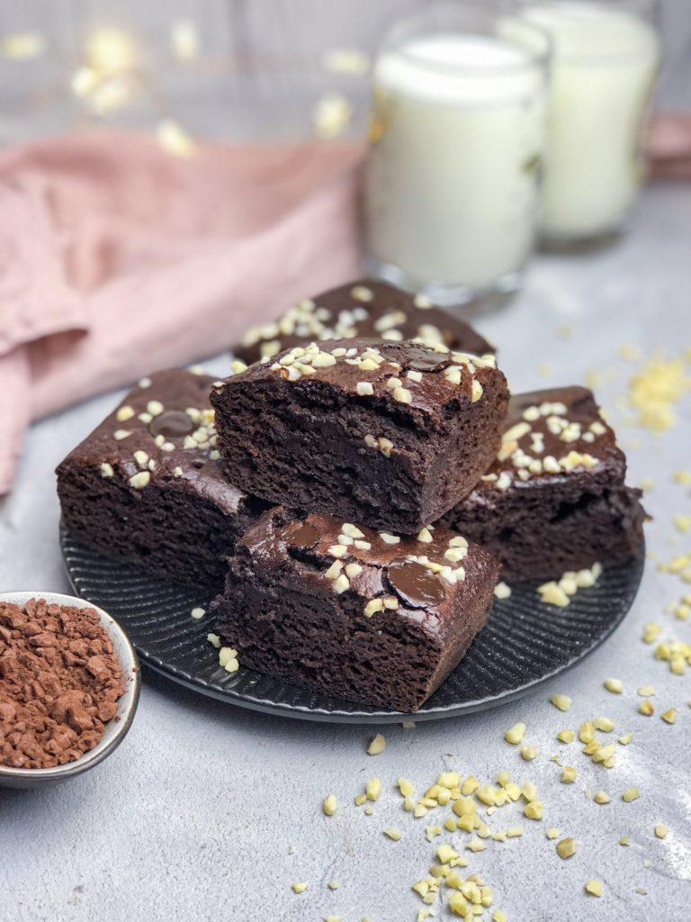 Zuckerfreie Brownies